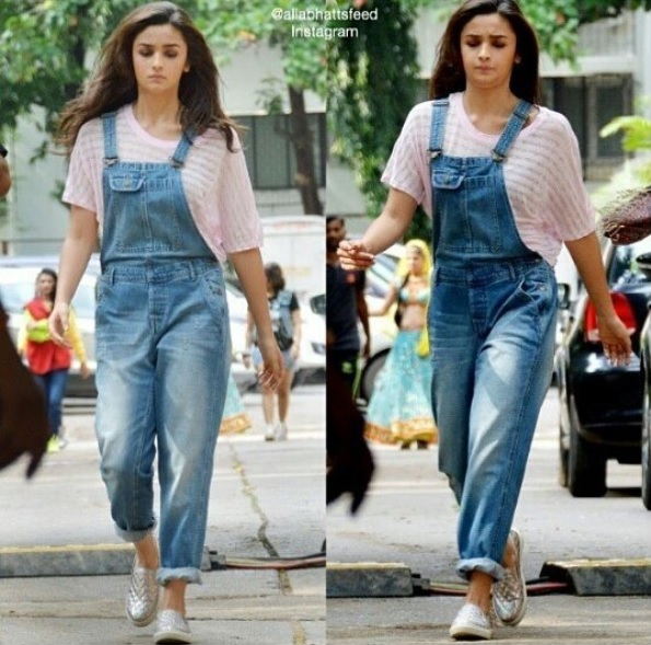 ali bhatt full denim jeans dress tshirts available online