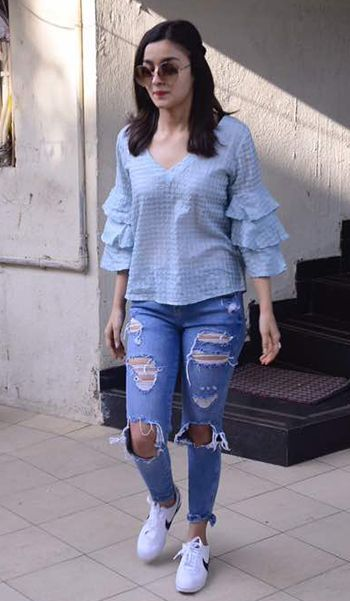 ali bhatt denim jeans blue tshirts available online