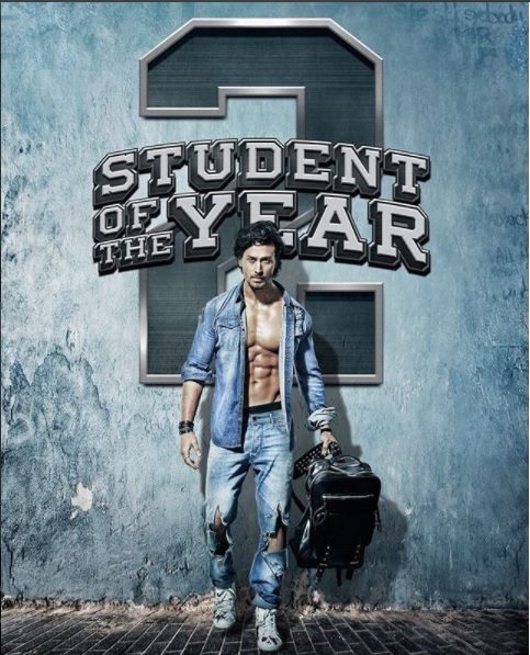 Student of the year 2 official poster